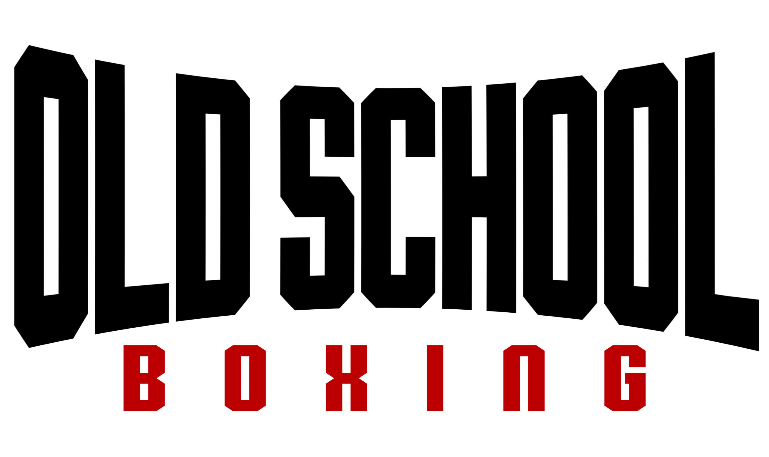 Old School Boxing logo